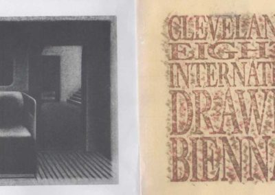 Roderic Graeme Read UK Eighth International Drawing Biennale